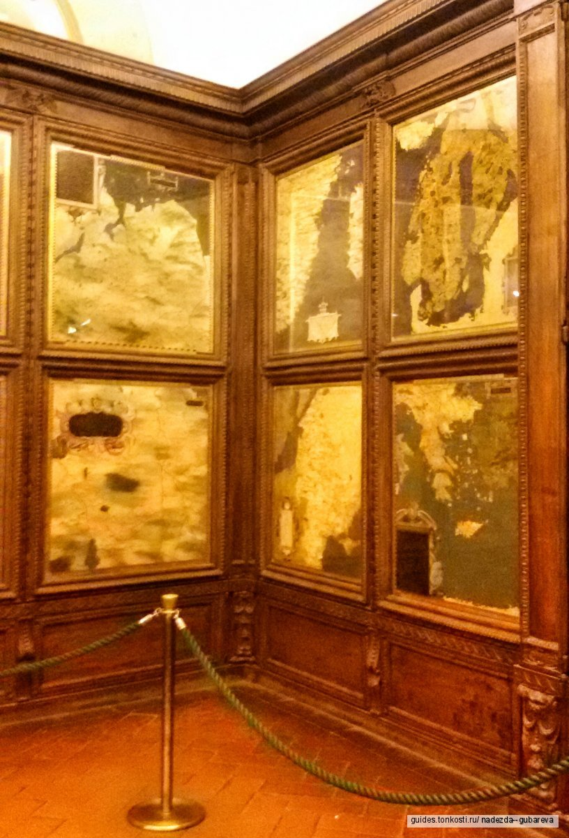 Дворец Синьории — Старый дворец