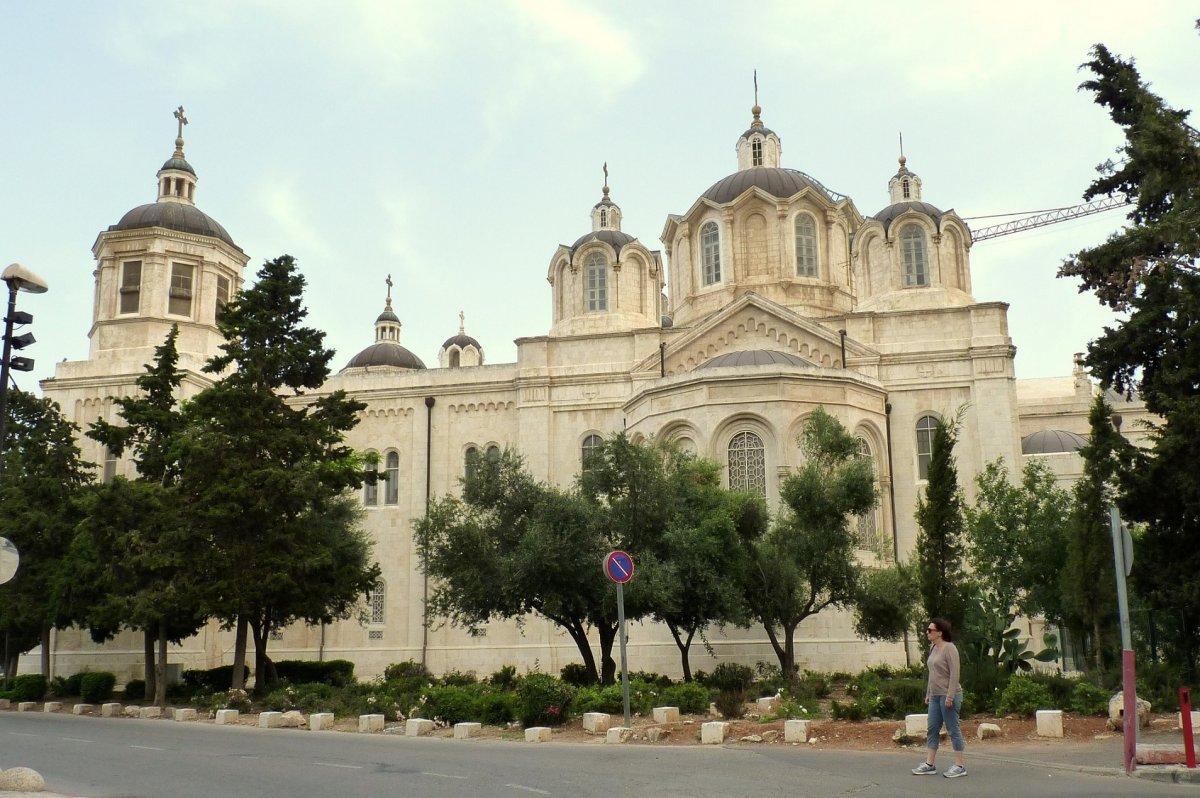 Православные монастыри Иерусалима