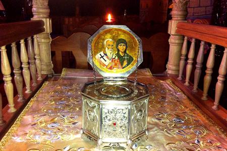 Православные сокровища Никосии. Выезд из Пафоса