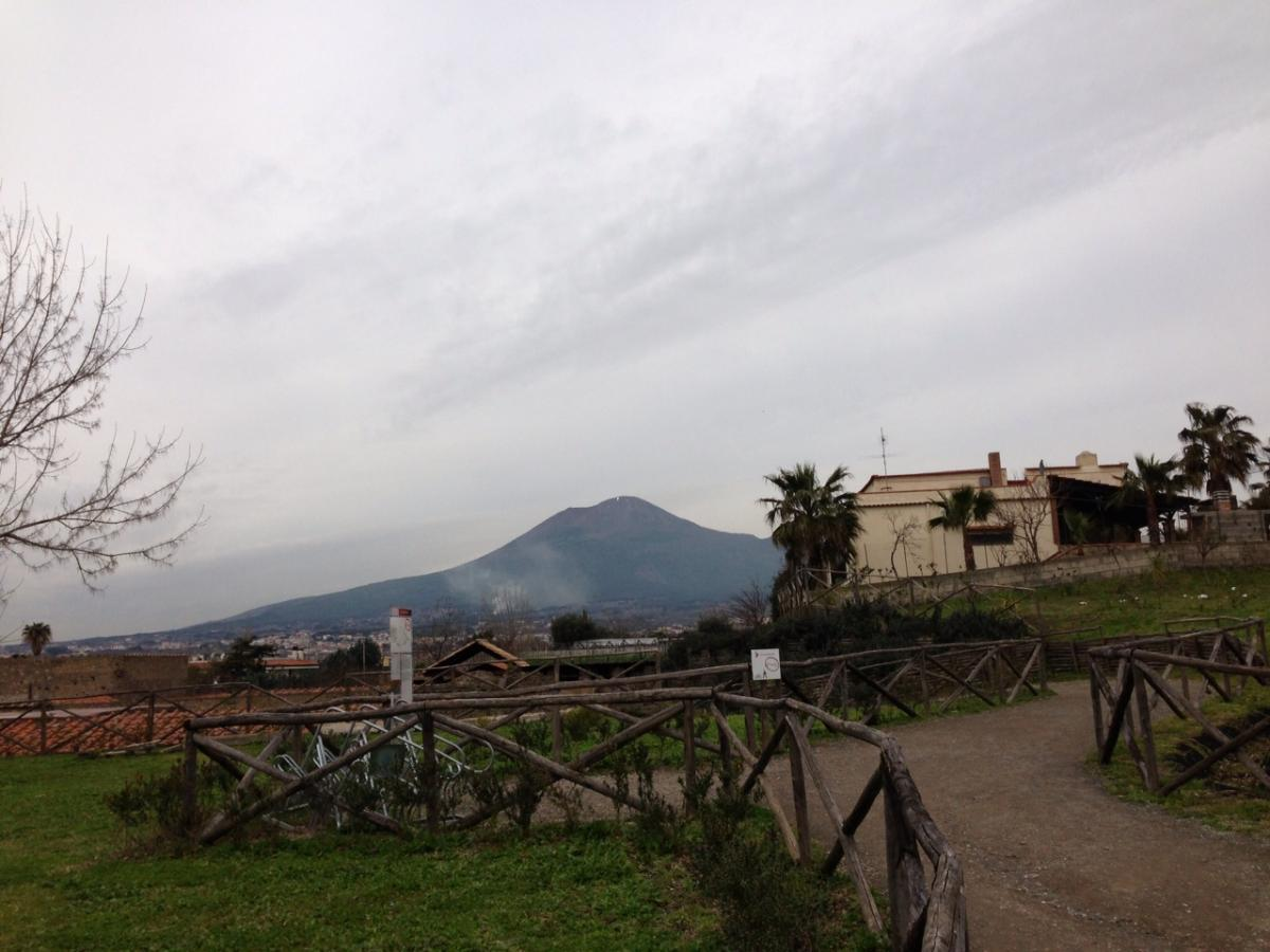 Экскурсия на Везувий + Амальфитанское побережье из Рима
