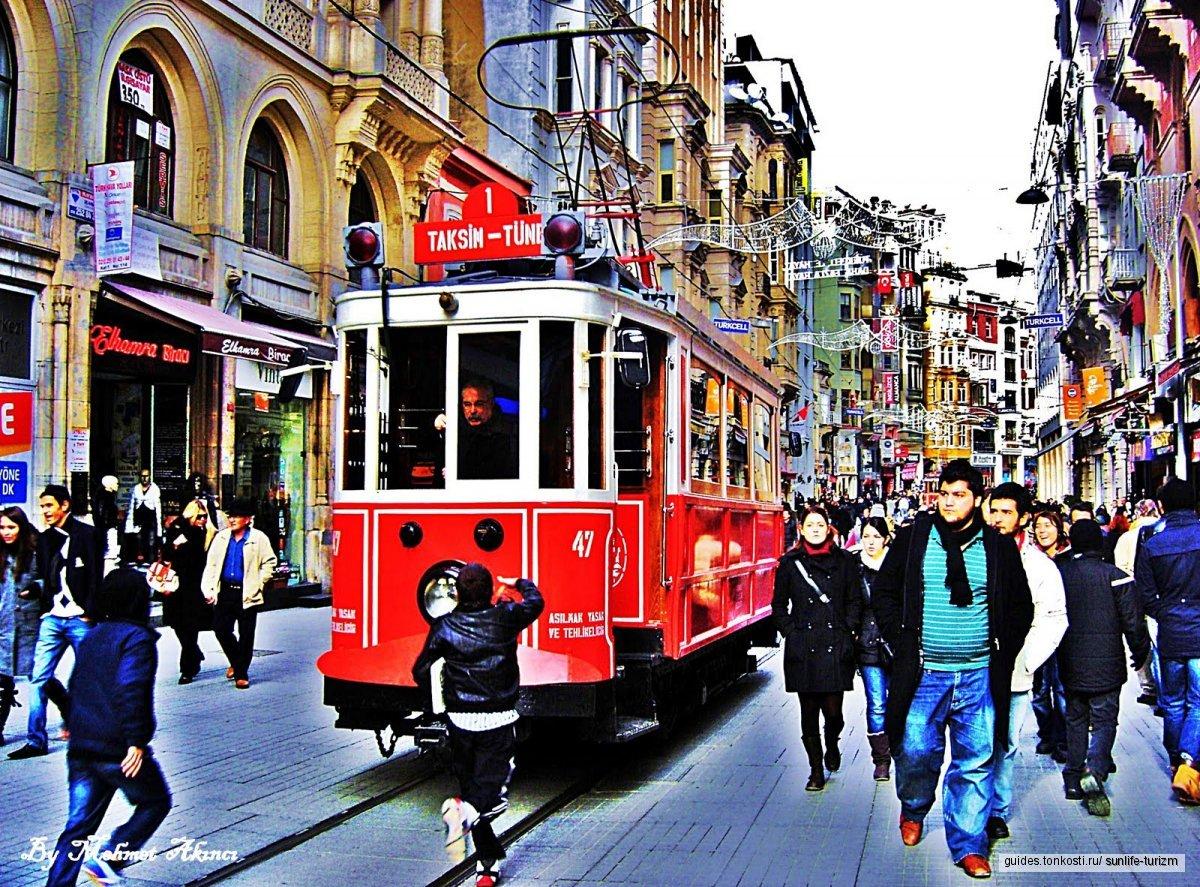 Магия Стамбула за один день (на машине)