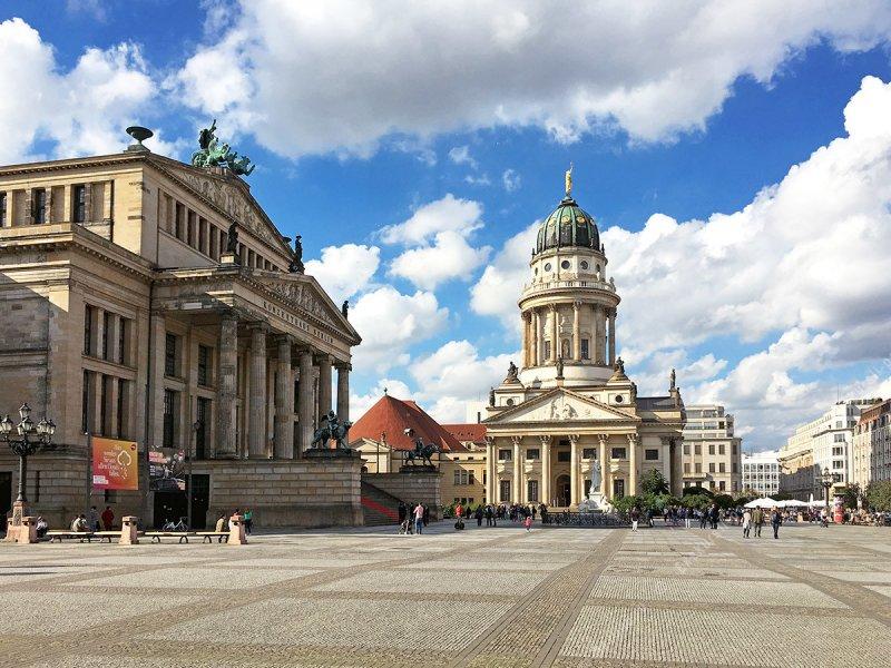 Исторический центр Берлина. Пешая экскурсия 3-4 часа
