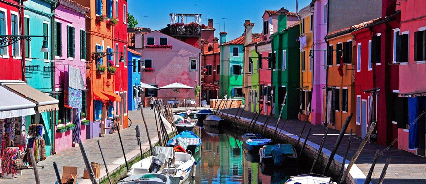 Острова Венеции — Мурано, Бурано, Торчелло