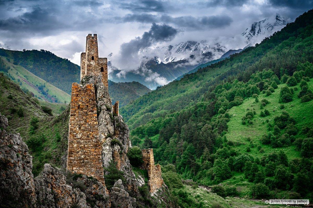 Захватывающее путешествие в Горную Ингушетию