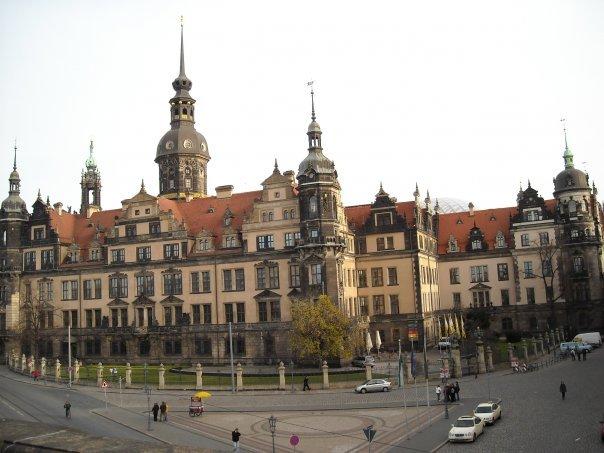 Обзорная экскурсия по Дрездену на автомобиле