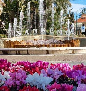 Триумфальный Сан-Ремо — столица цветов и песен!