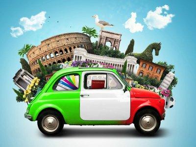 Экскурсионный пакет из Римини «Bella Italia» 150 евро — Рим, Флоренция, Венеция и Сан Марино