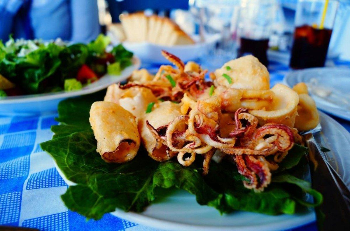 Тур вкуса, где море деликатесов и ужин у моря. Выезд из Пафоса