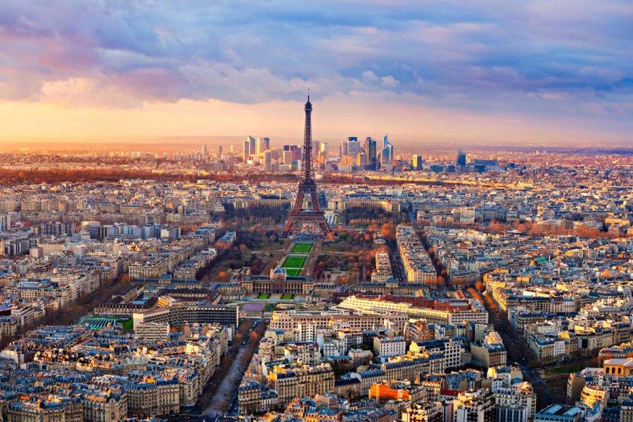 Гастрономическая прогулка по Парижу