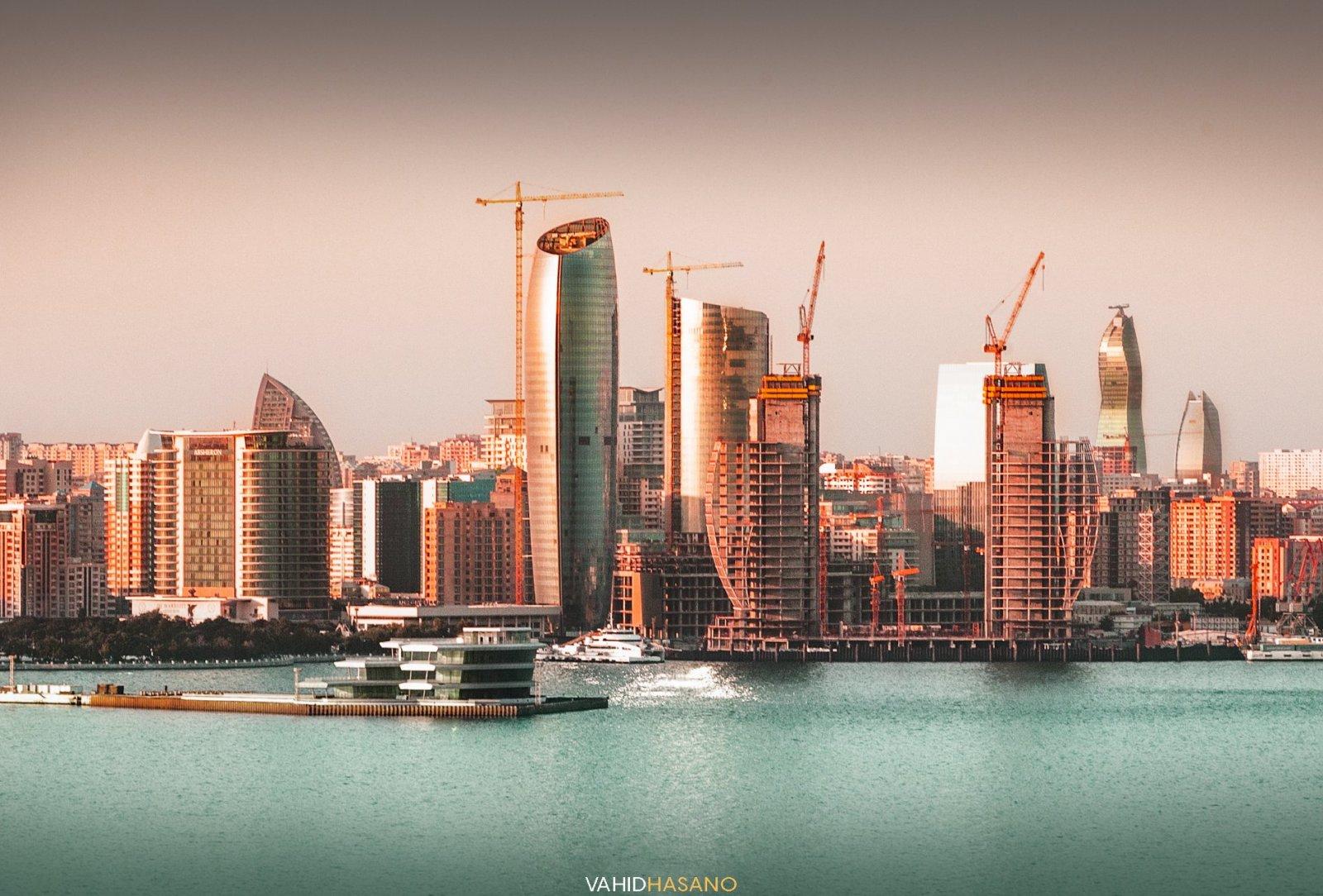 Современный Баку: эклектика с акцентом