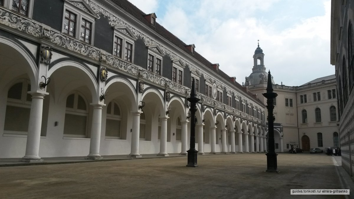 Прогулка по историческому центру Альтштадт
