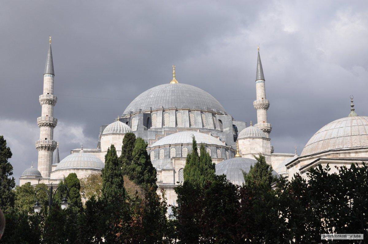 «Великолепный век» Сулеймана