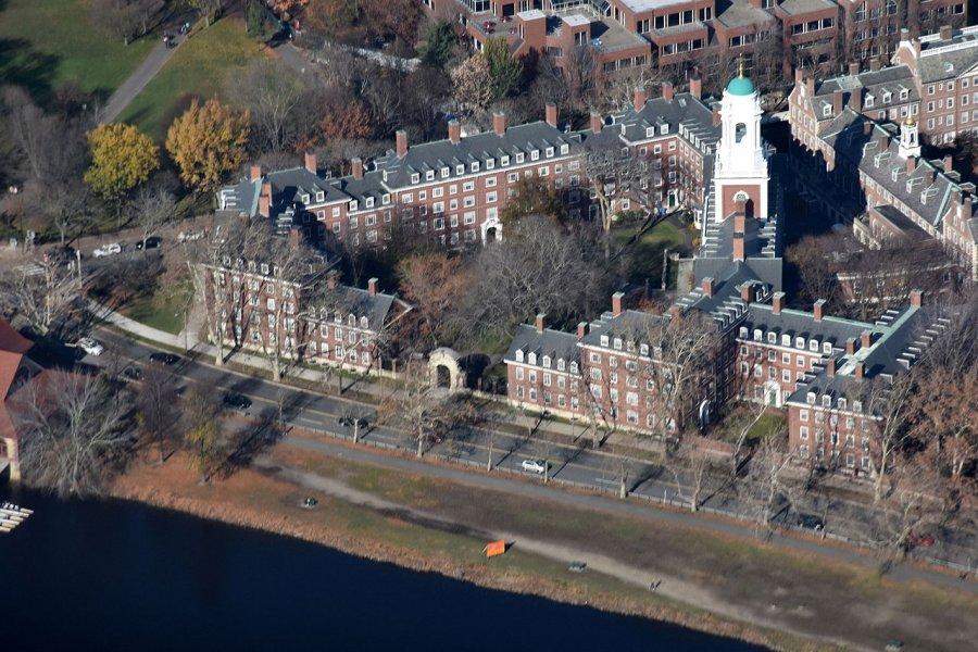 В Гарвард и Йель из Нью-Йорка на два дня