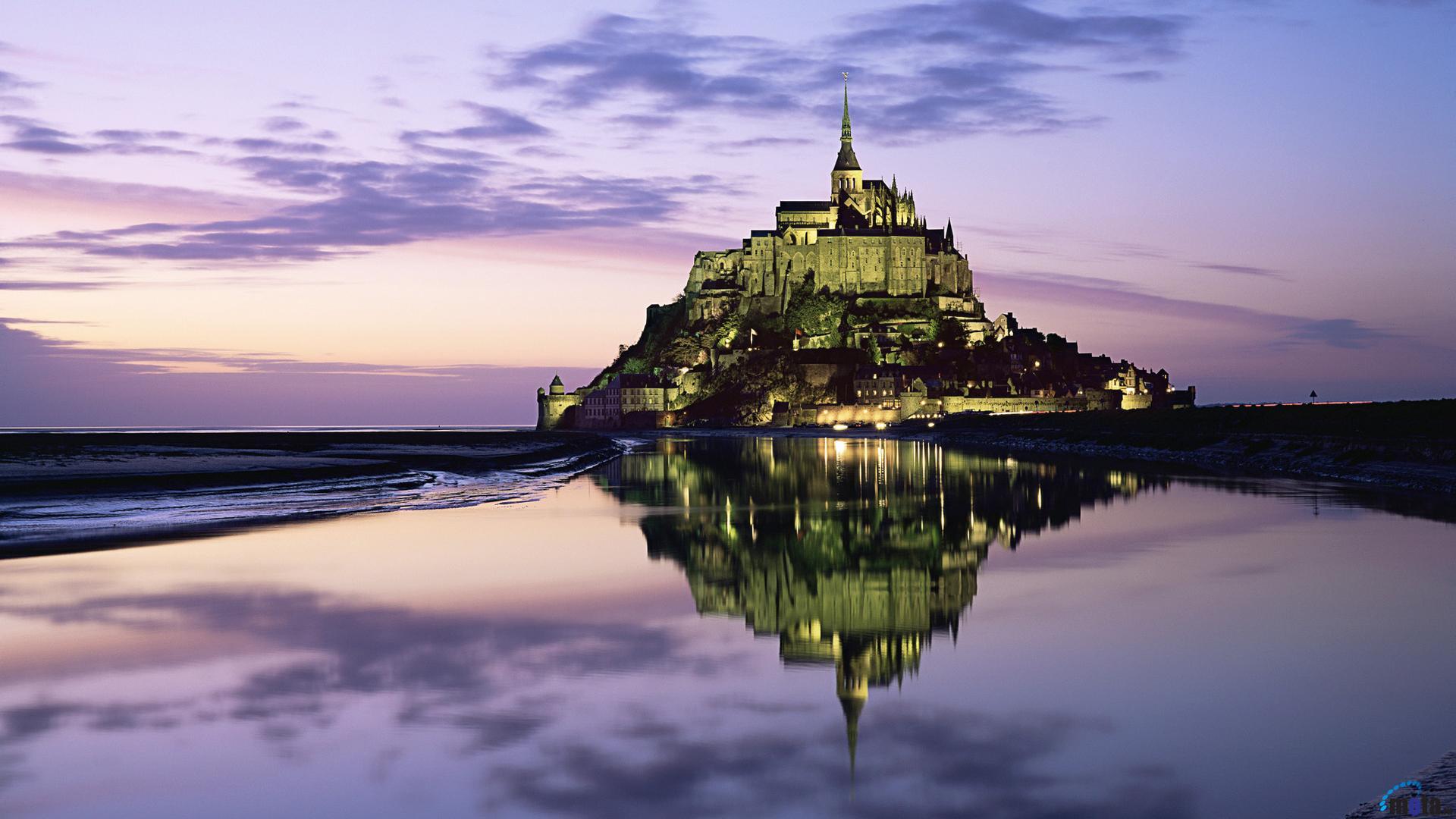 Бретань: северный полуостров, удивительные средневековые города и Мон-Сен-Мишель