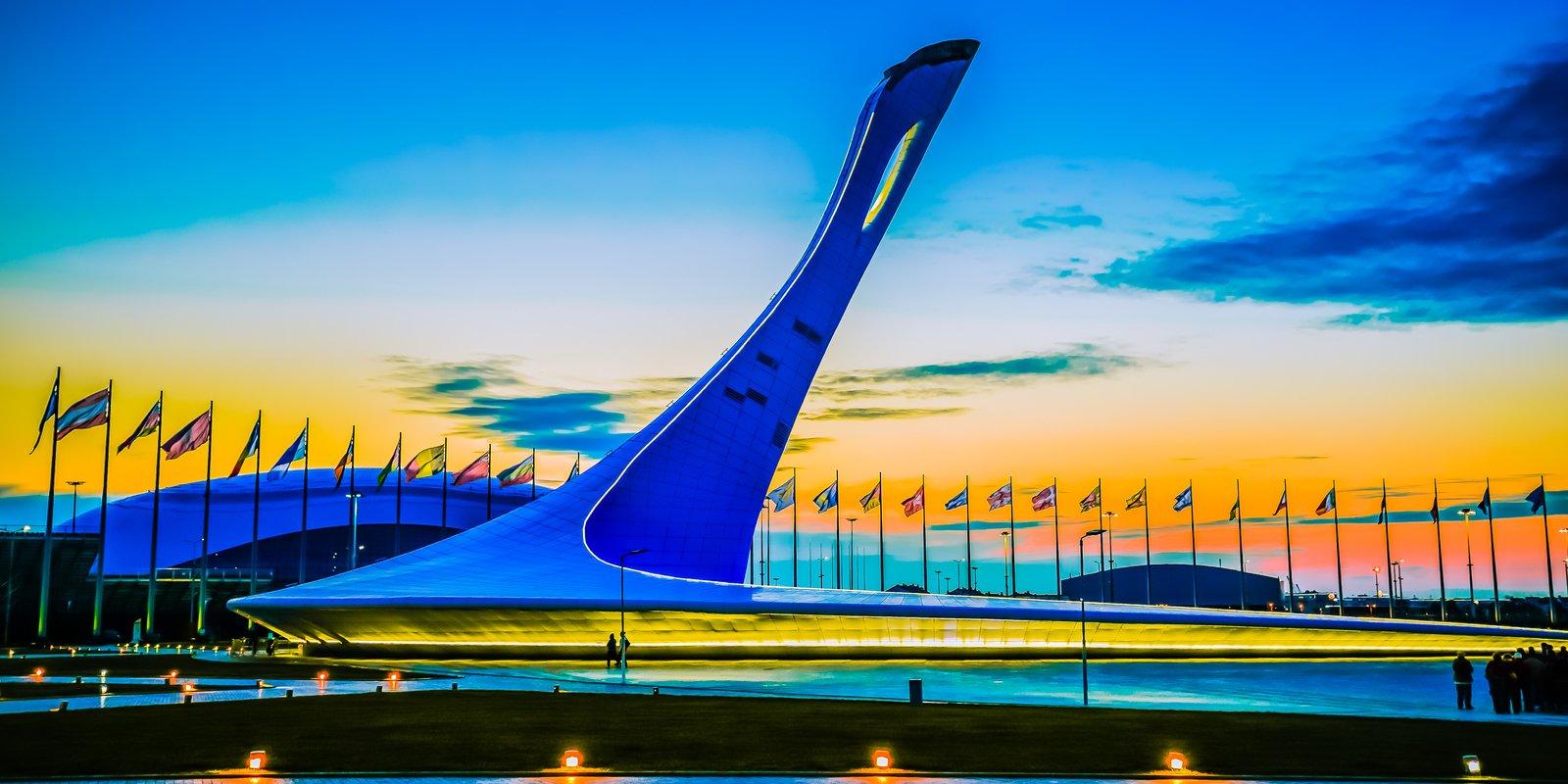 Квест-экскурсия «Олимпийский Сочи: по следам Олимпиады»
