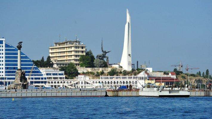 Севастополь — город славы!