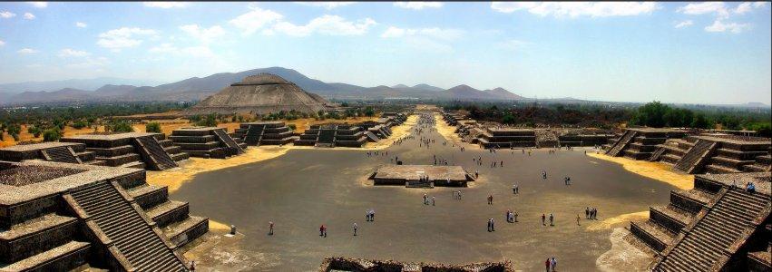 Знакомство с Мехико-Сити и тайны города древних ацтеков