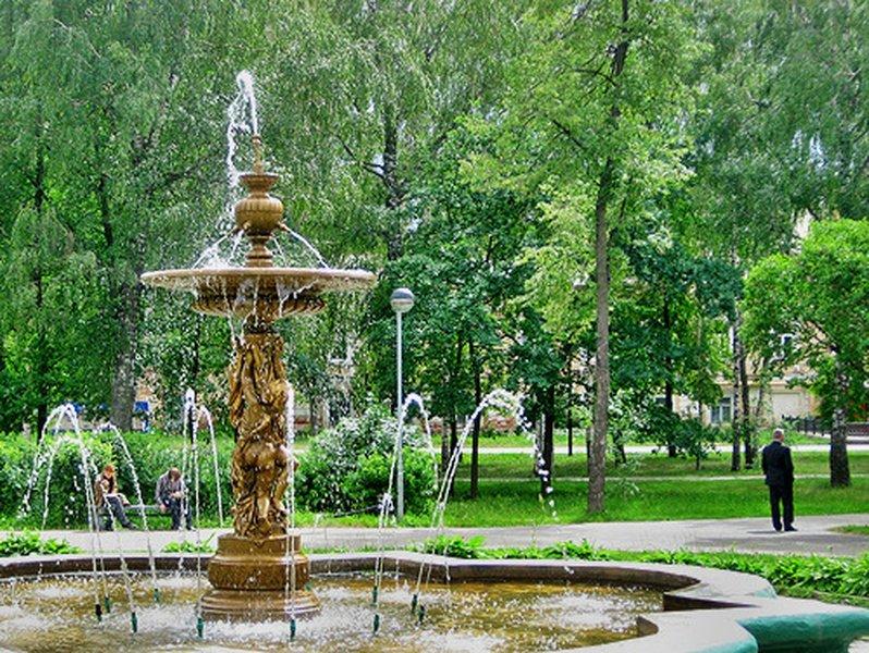 Казанские парки и скверы