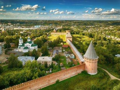 Знакомьтесь, Смоленск! (Обзорная экскурсия по главным достопримечательностям + Успенский собор)