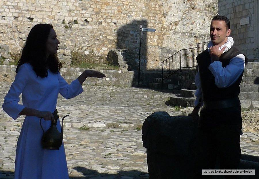 Города-крепости Старого Бара и Ульциня