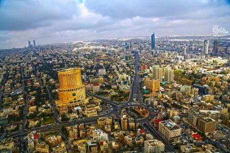 Обзорная экскурсия по Амману (Иордания) из Аммана или с Мёртвого моря