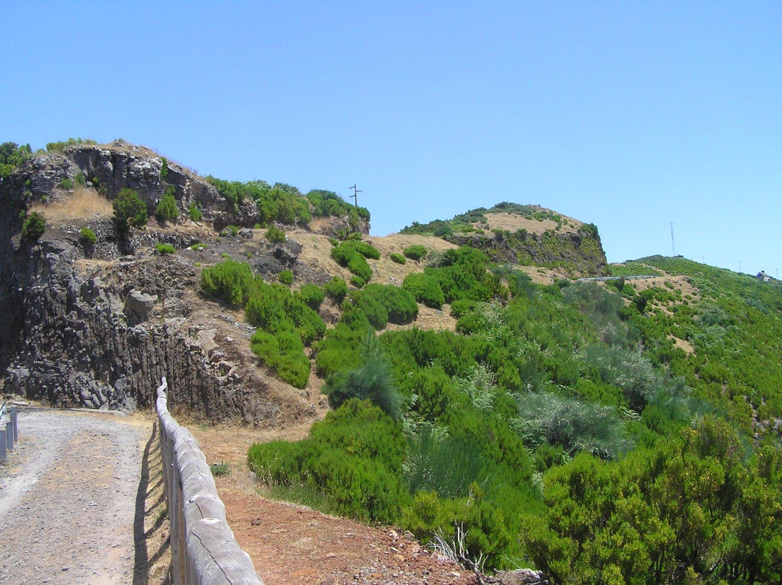 Левада «25 водопадов», или «25 источников». Левада «Ришку»