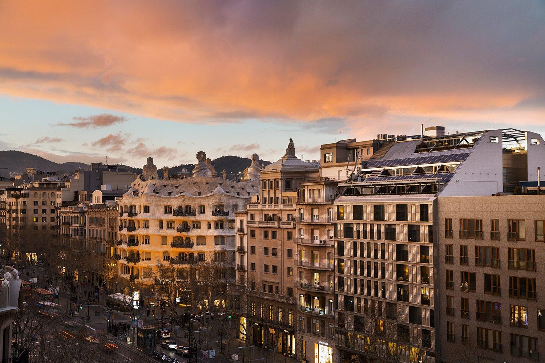 Барселона — модерн