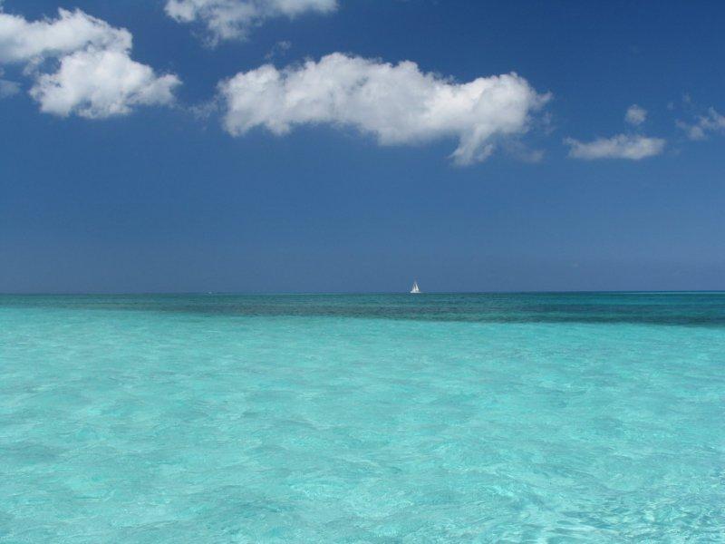 На яхте по Карибам