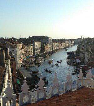 Венеция триумфальная — прогулка на катере по Большому каналу