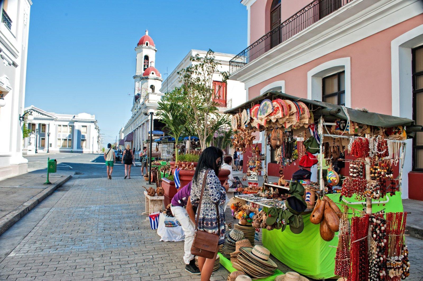Варадеро — Сьенфуэгос — Карибе (Карибское море)