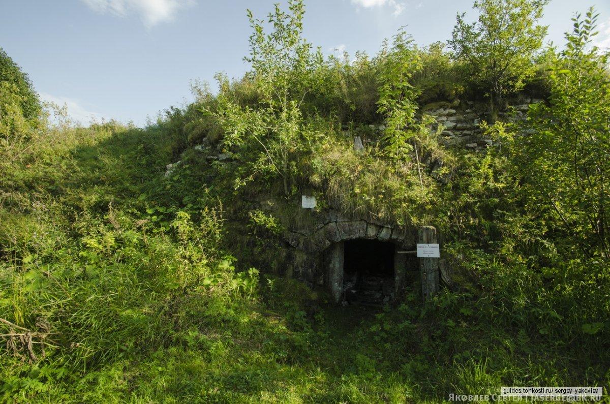 В первую бастионную крепость России