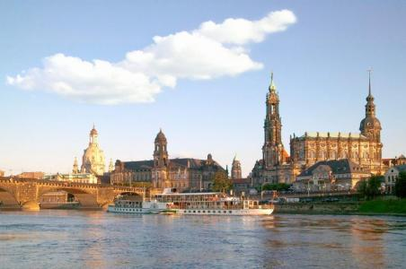 Дрезден — это один из красивейших городов Европы! (пешеходная экскурсия)