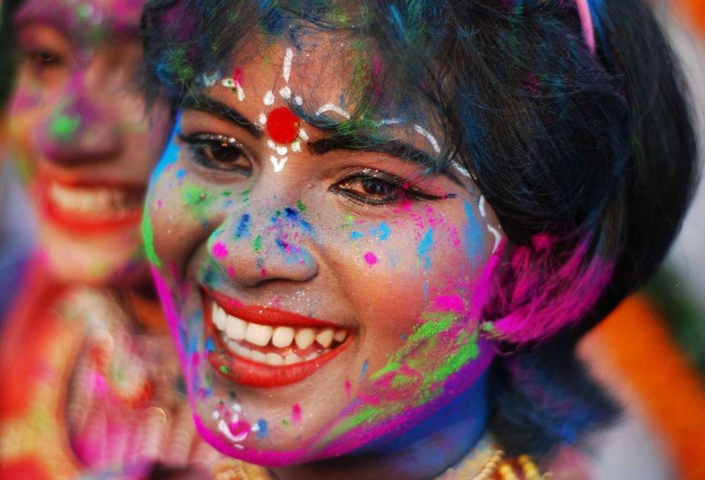 Многоликая Индия и праздник красок Холи