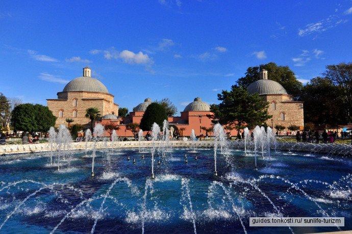 Экскурсия по Старому городу + дворец Долмабахче