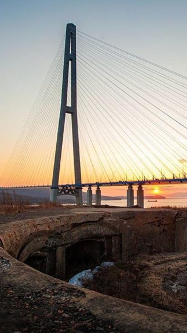 Обзорная по Владивостоку и остров Русский