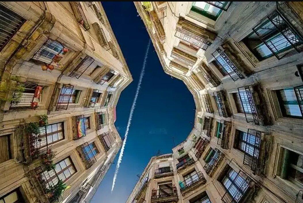 Красавица Барселона