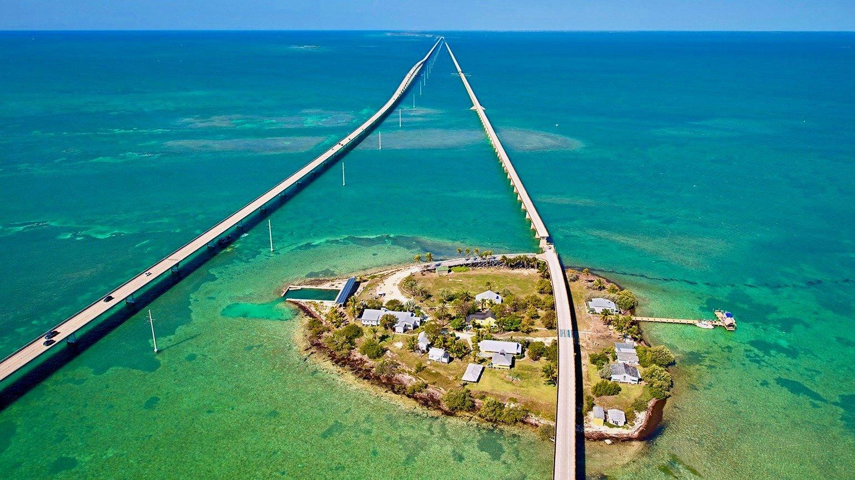 Тур на самую южную точку США — остров Ки-Уэст