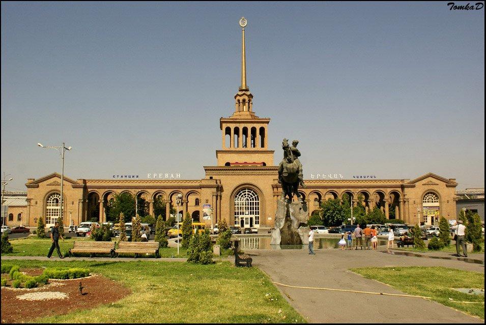 Ереван — современная столица древней Армении
