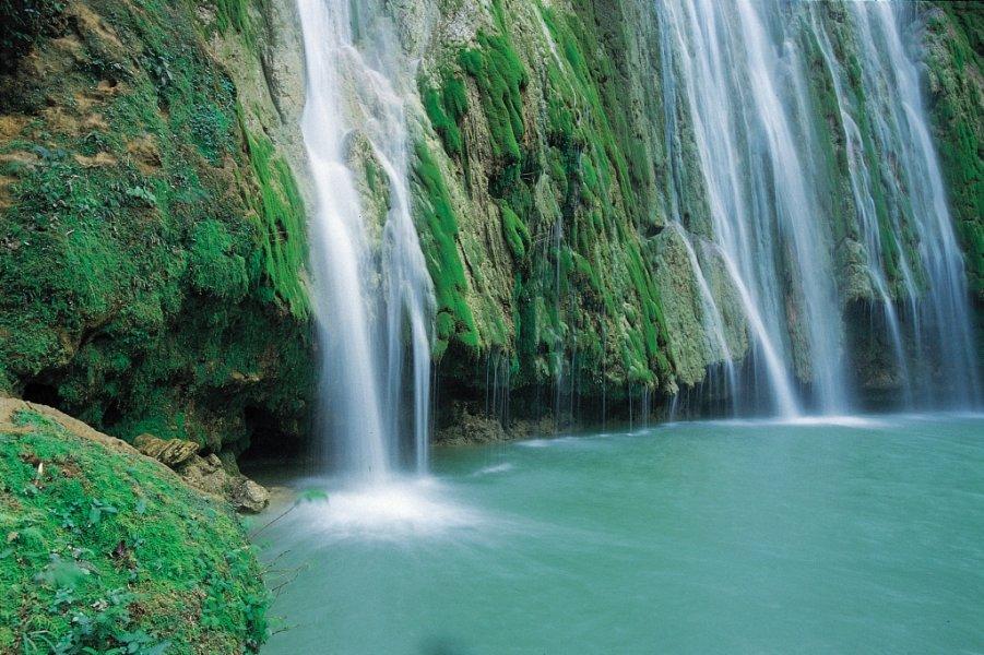 Мир водопадов. Рафтинг.
