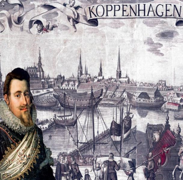 Король — строитель Кристиан IV и его «маленький Амстердам»