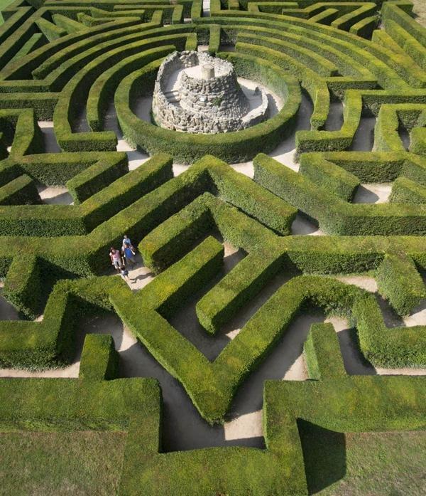 Замок Лидс, самый романтичный замок Англии