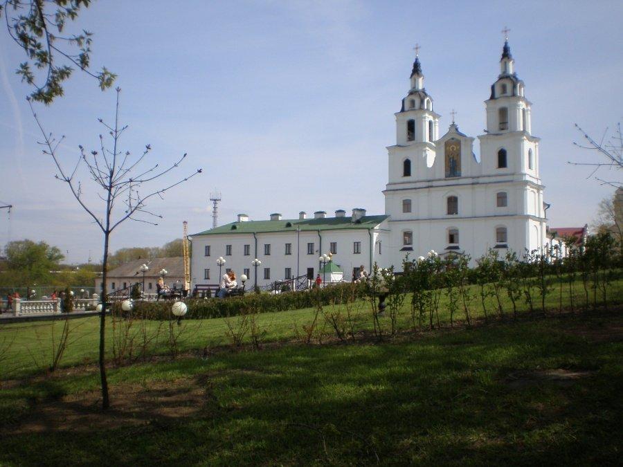 Храмы города Минска