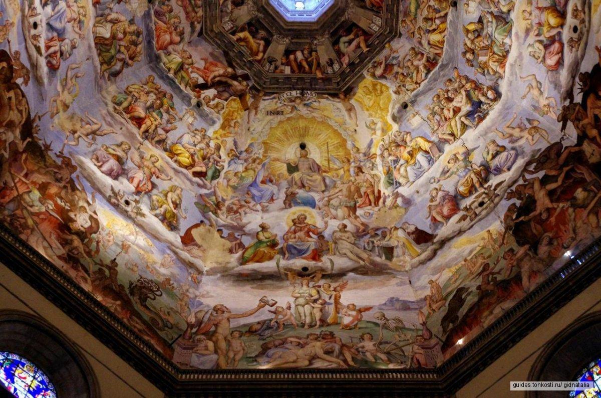 Дивная красота (церкви Флоренции)