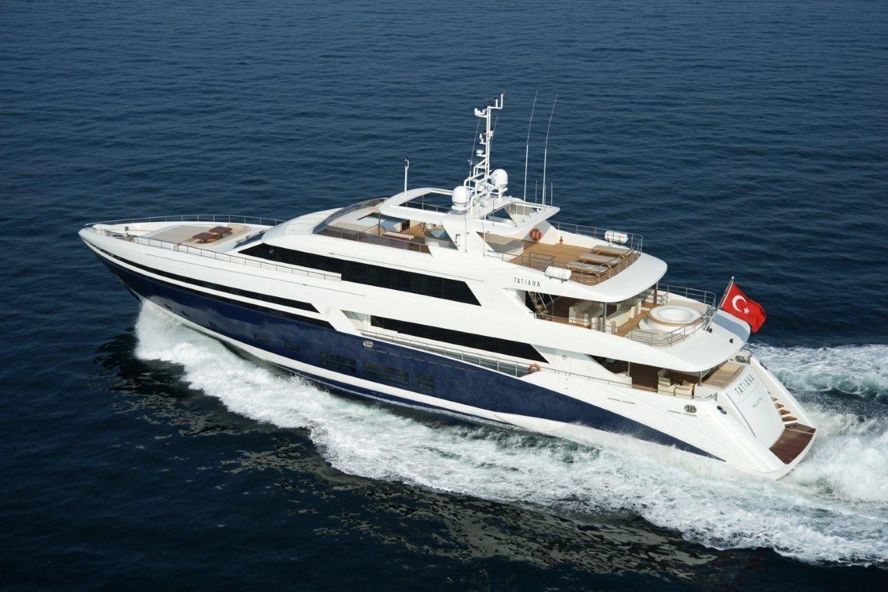 Индивидуальная экскурсия по Босфору на яхте