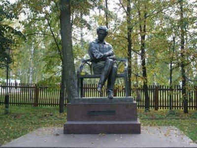 Большое Болдино — музей-заповедник А. С. Пушкина
