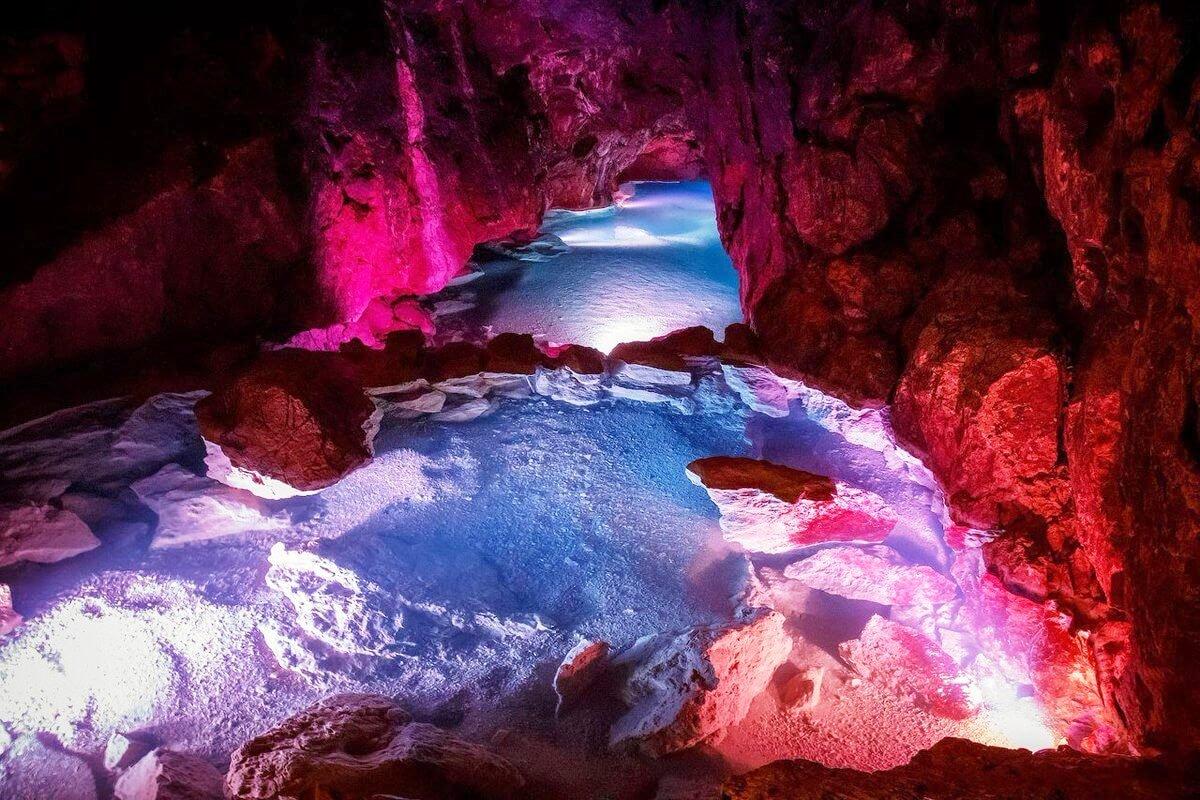 Кинопарк «Викинг» + Красная пещера