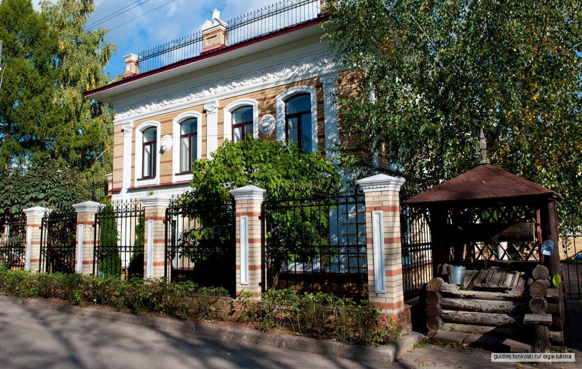 Вятское и замок Понизовкиных: по Некрасовским местам