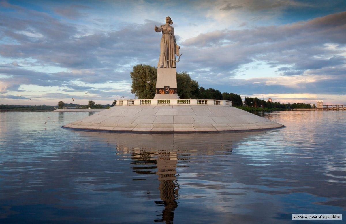 Рыбинск — Петербург в миниатюре