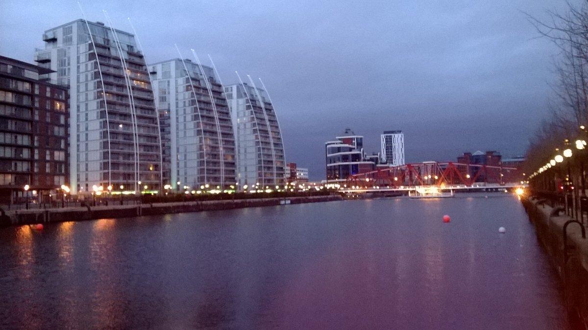 Манчестер — второй успешный после Лондона