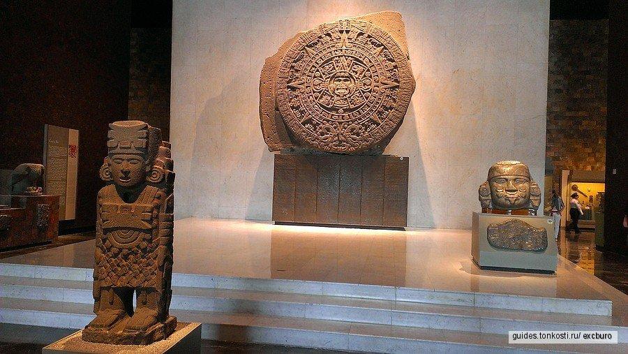 3 музея в 1 туре: Антропологический музей, музей Фриды Кало и Троцкого